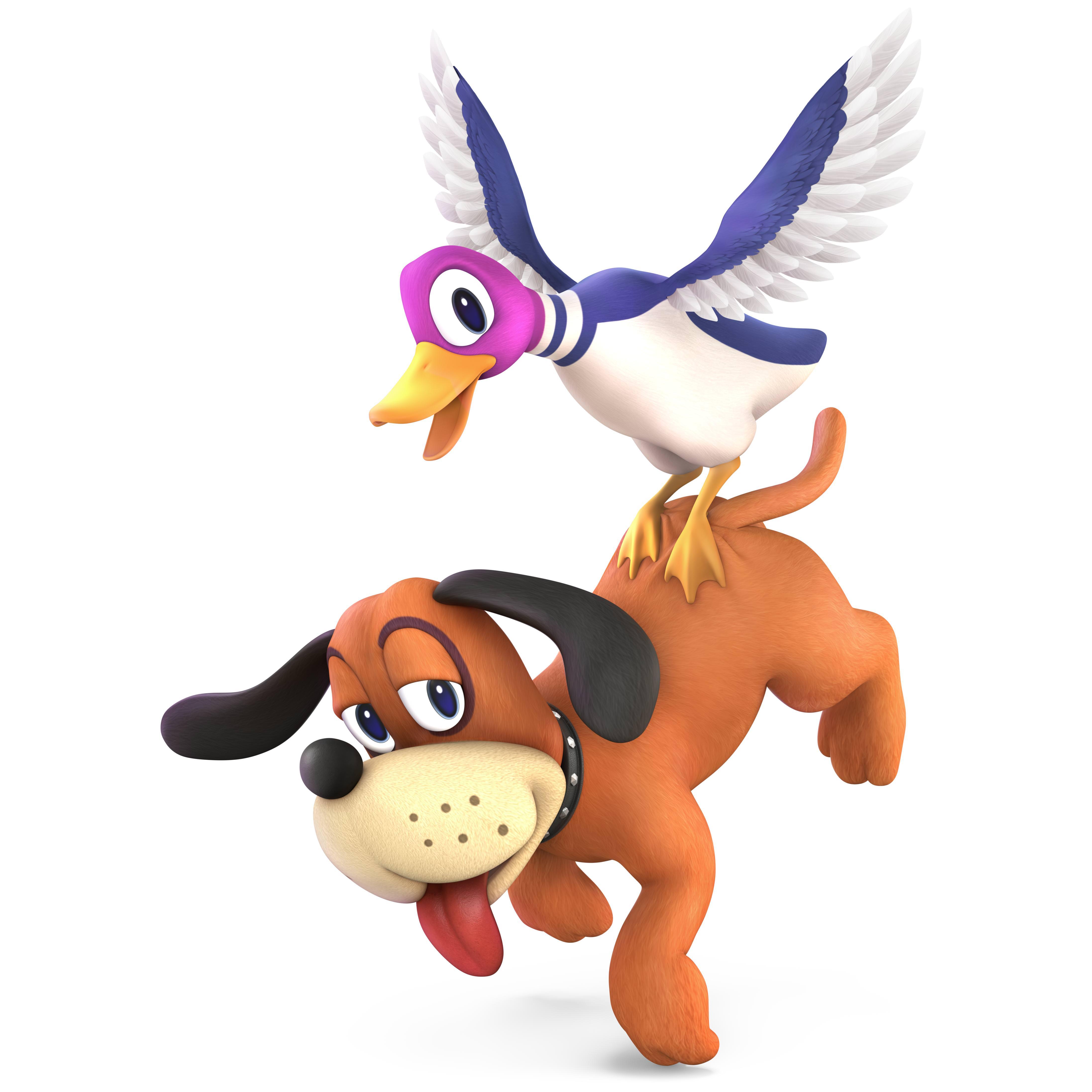 Super Smash Bros Ultimate How To Unlock Duck Hunt Duo