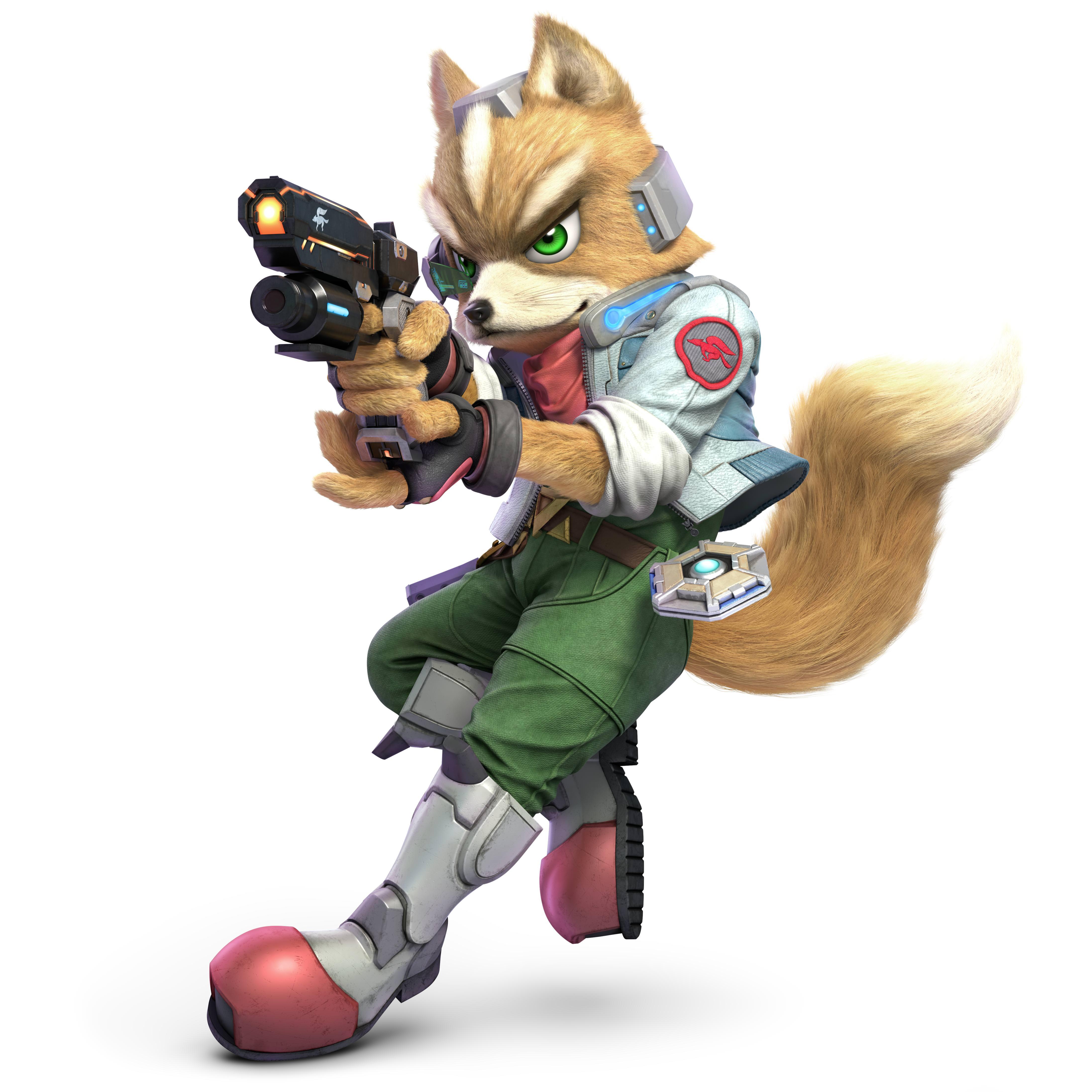 Super Smash Bros Ultimate How To Unlock Fox