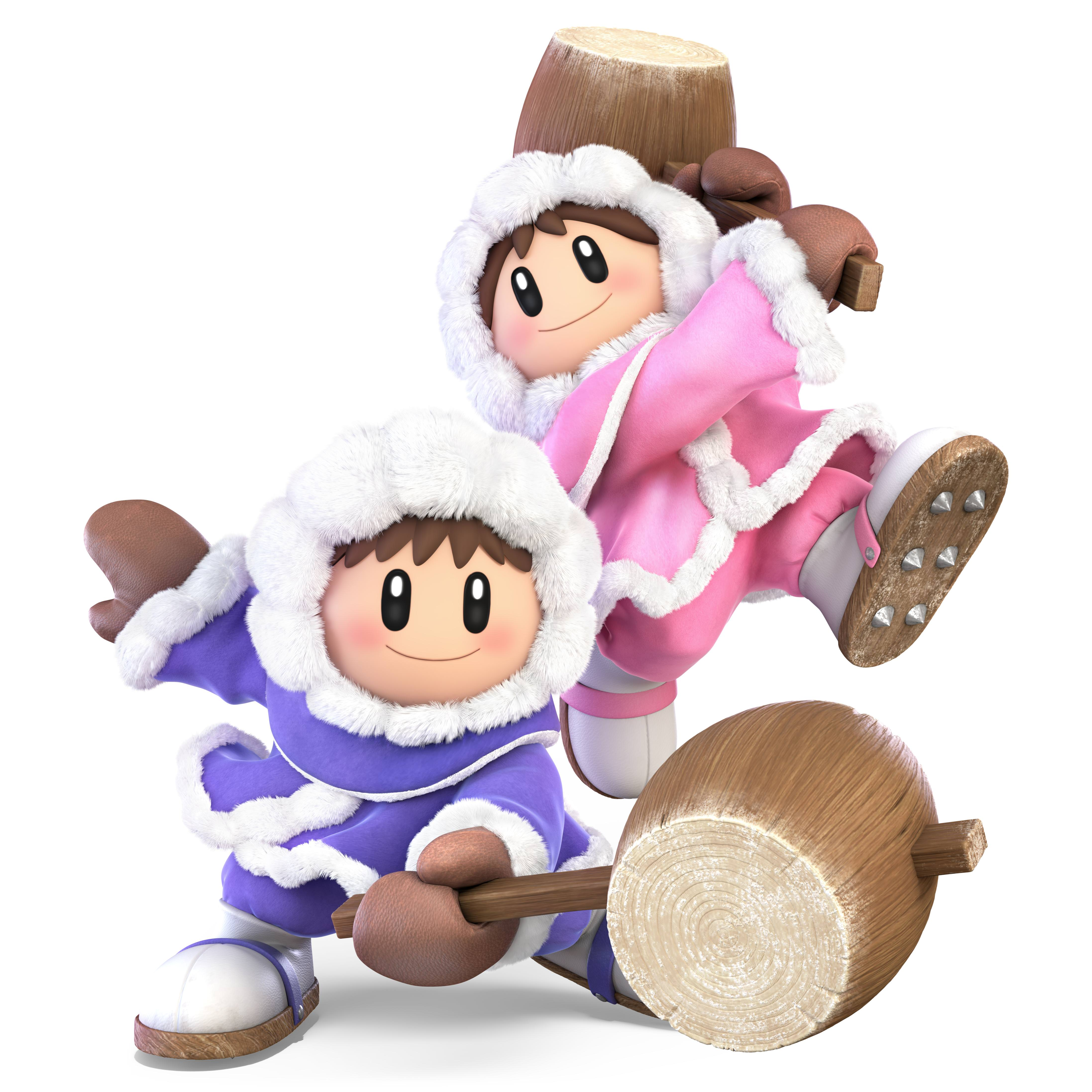 Super Smash Bros Ultimate How To Unlock Ice Climbers