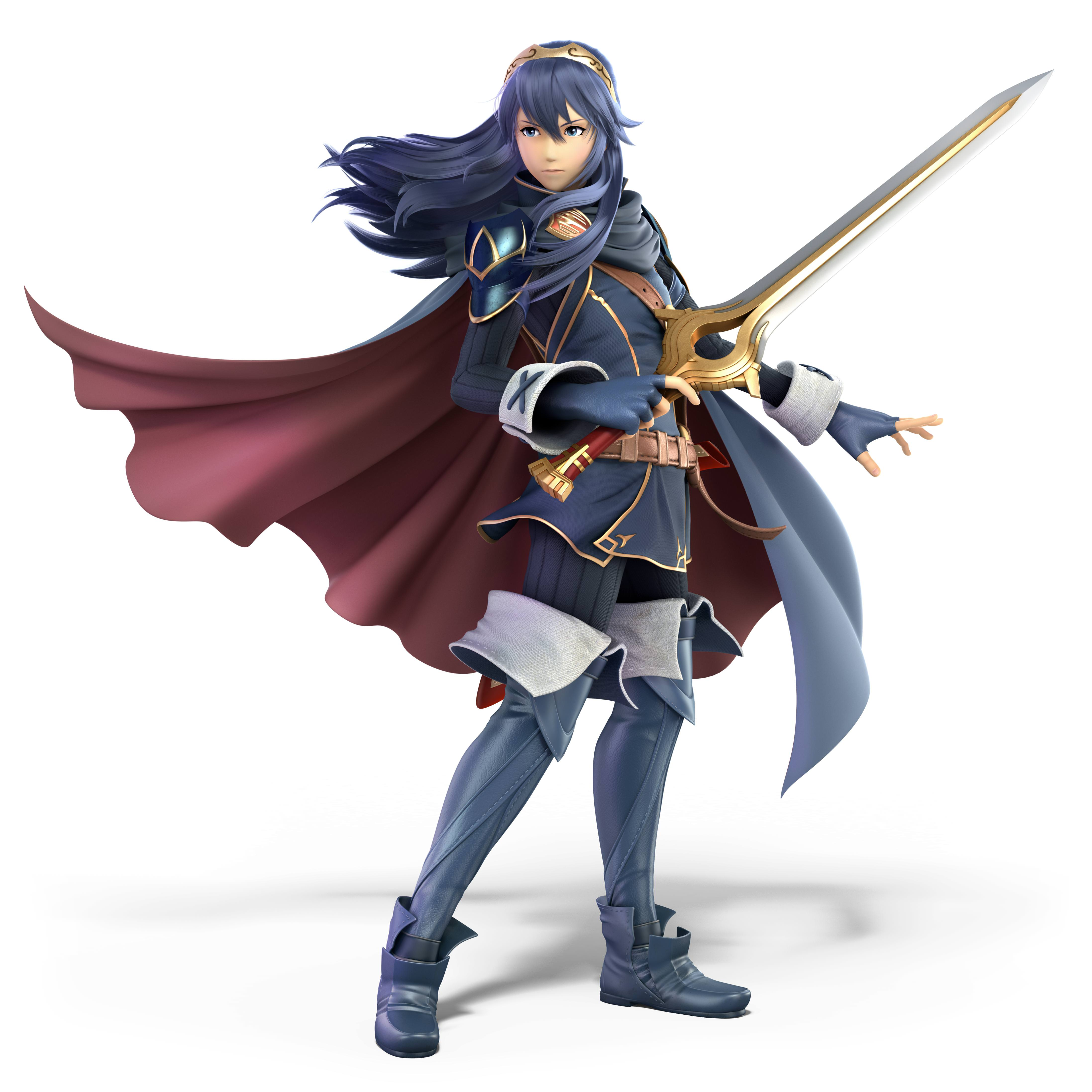 Super Smash Bros Ultimate How To Unlock Lucina