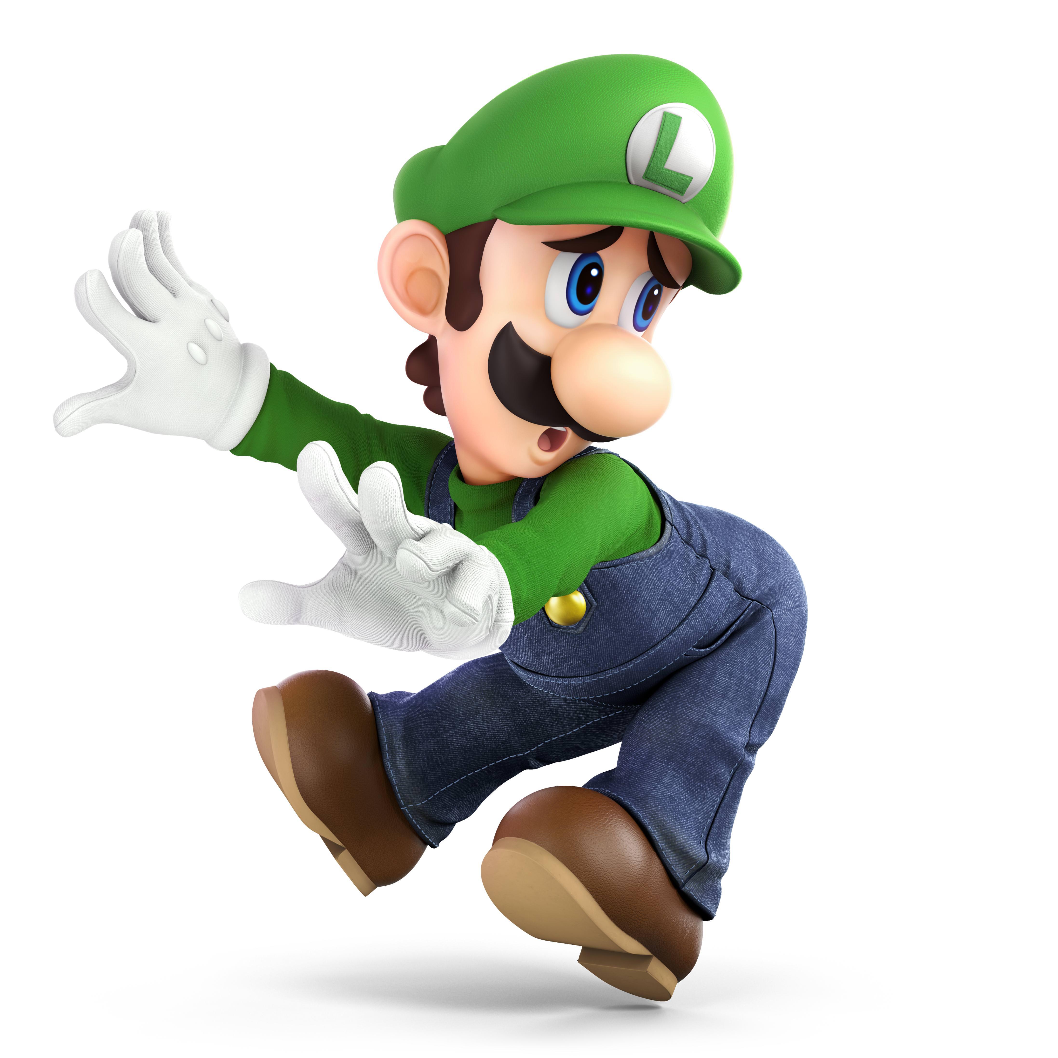 Super Smash Bros Ultimate How To Unlock Luigi