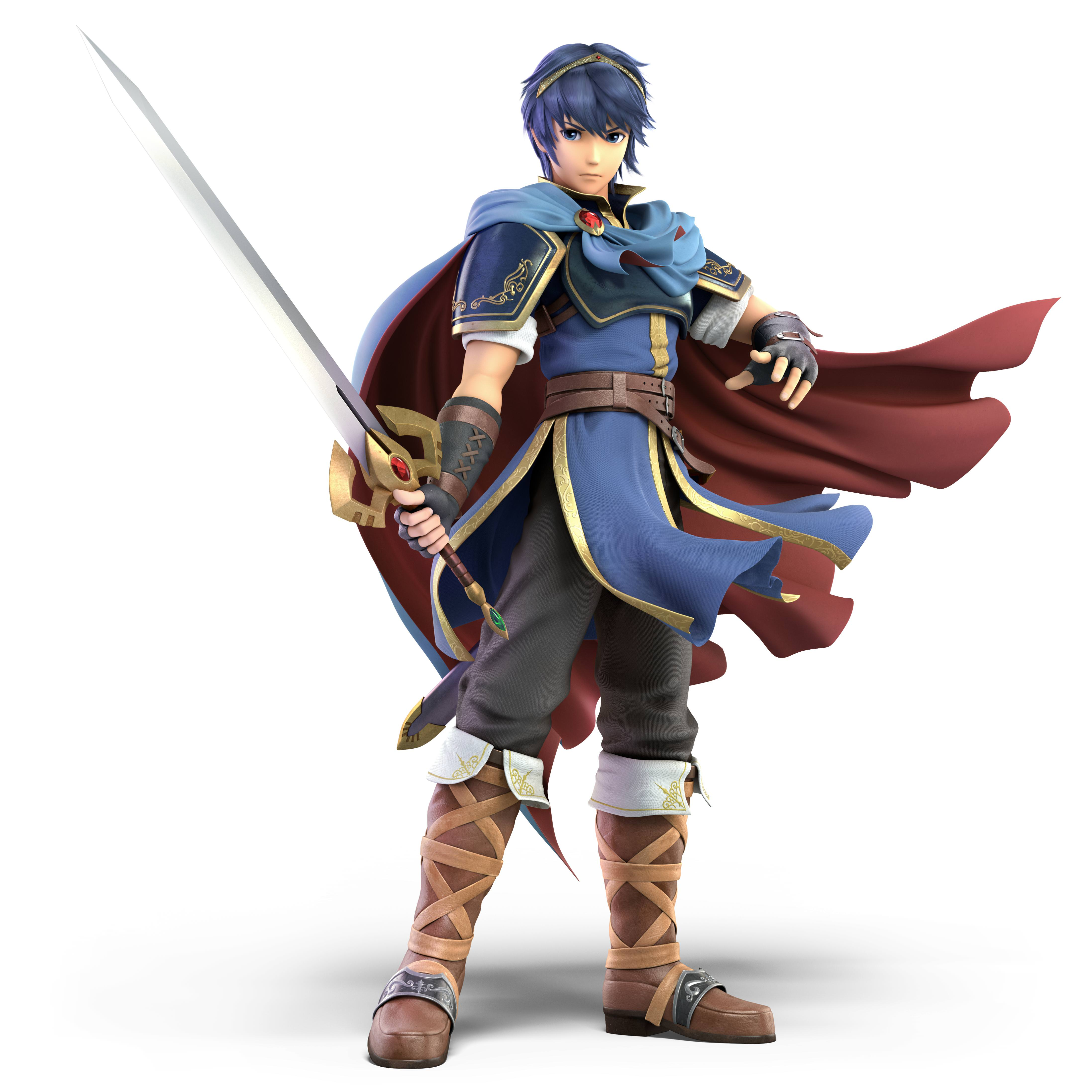 Super Smash Bros Ultimate How To Unlock Marth