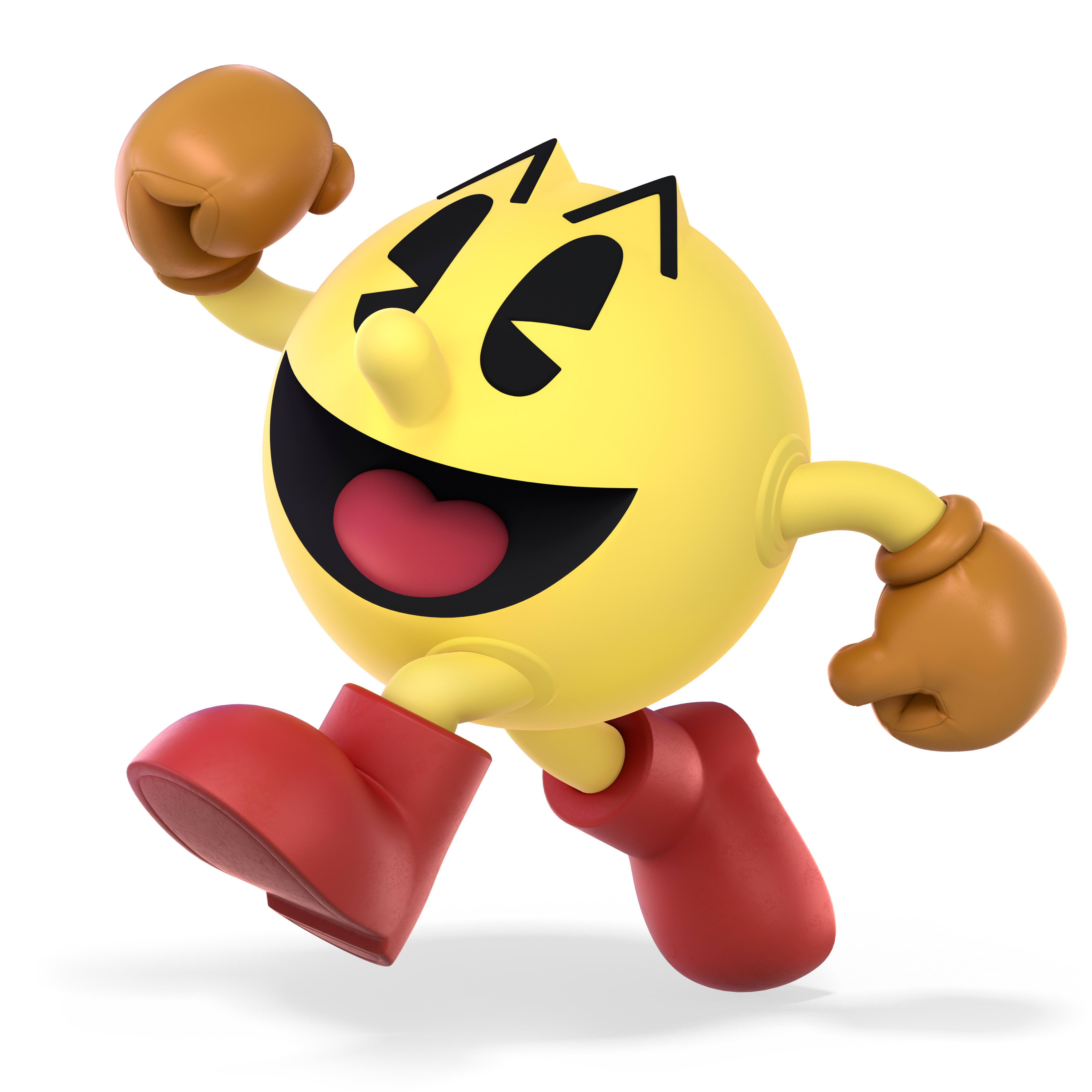 Super Smash Bros Ultimate How To Unlock Pac-Man