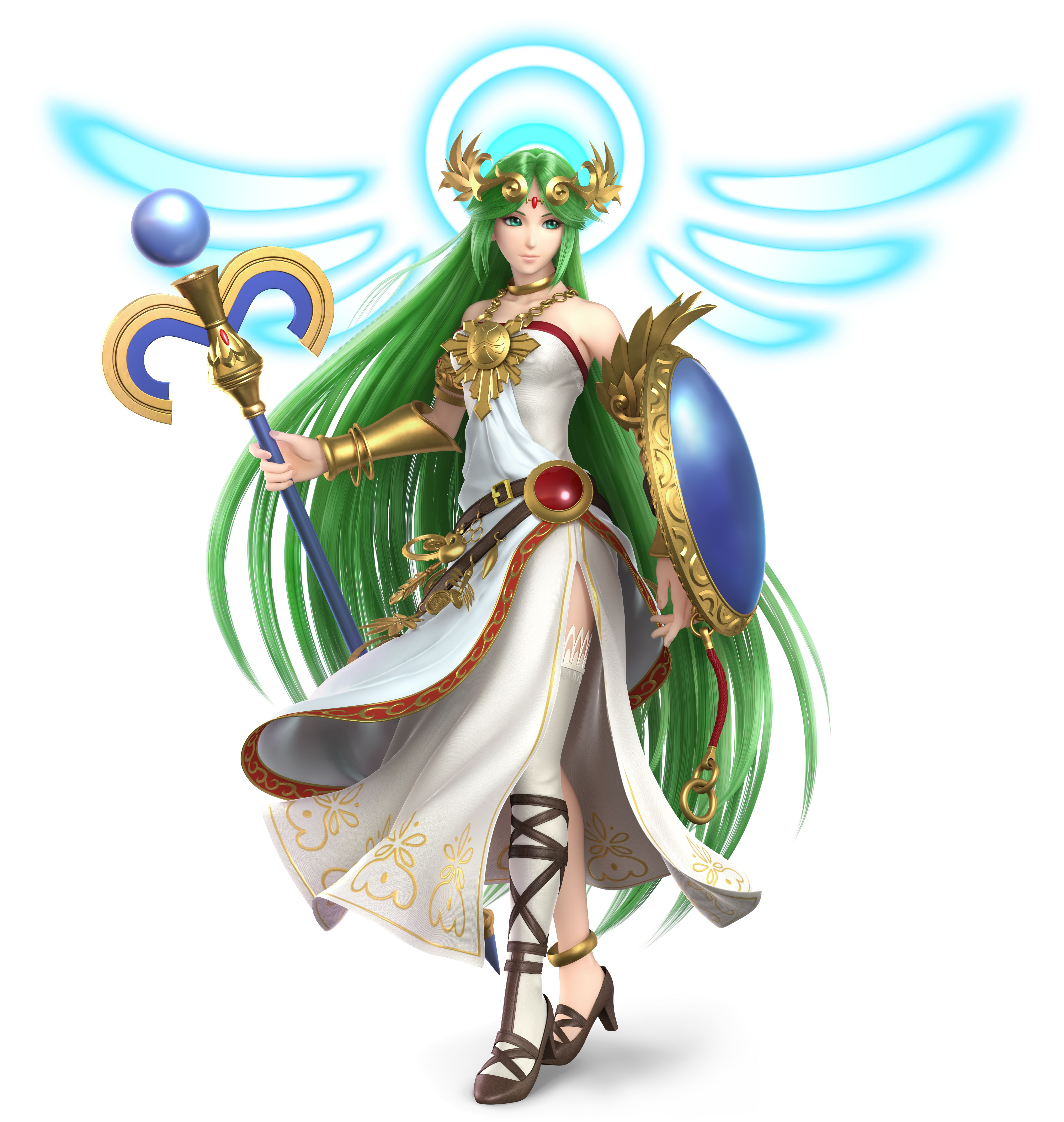 Super Smash Bros Ultimate How To Unlock Palutena