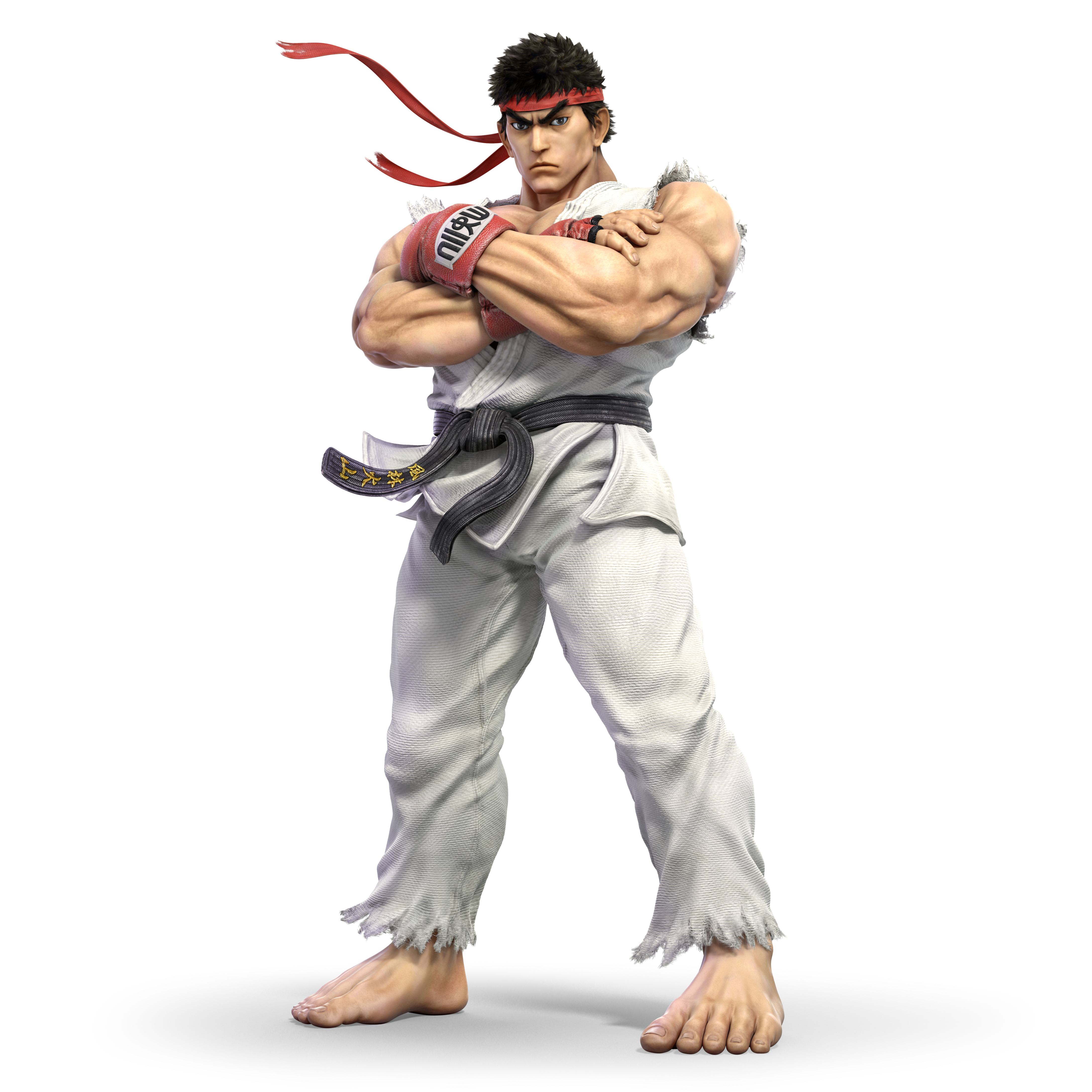 Super Smash Bros Ultimate How To Unlock Ryu