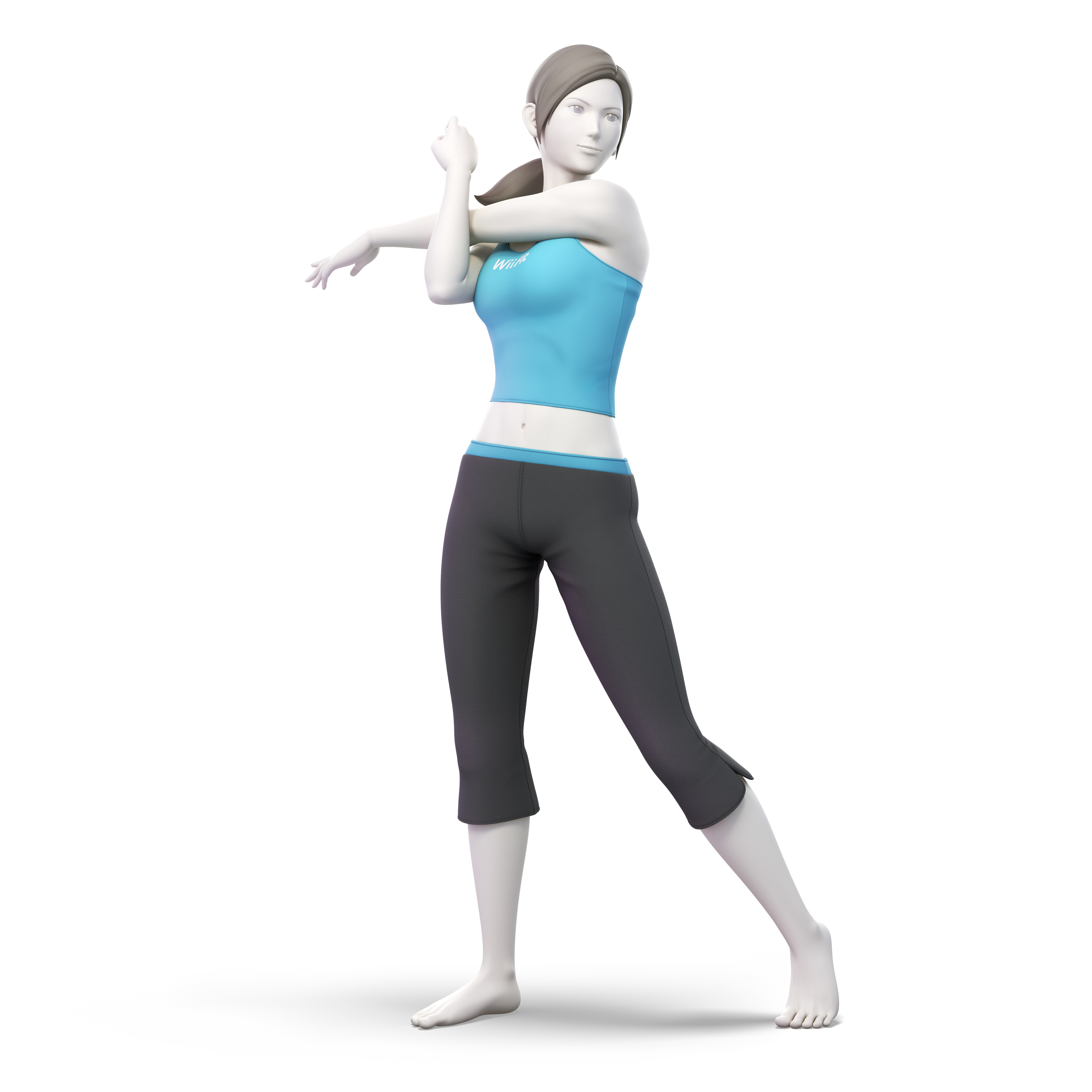 Super Smash Bros Ultimate How To Unlock Wii Fit Trainer