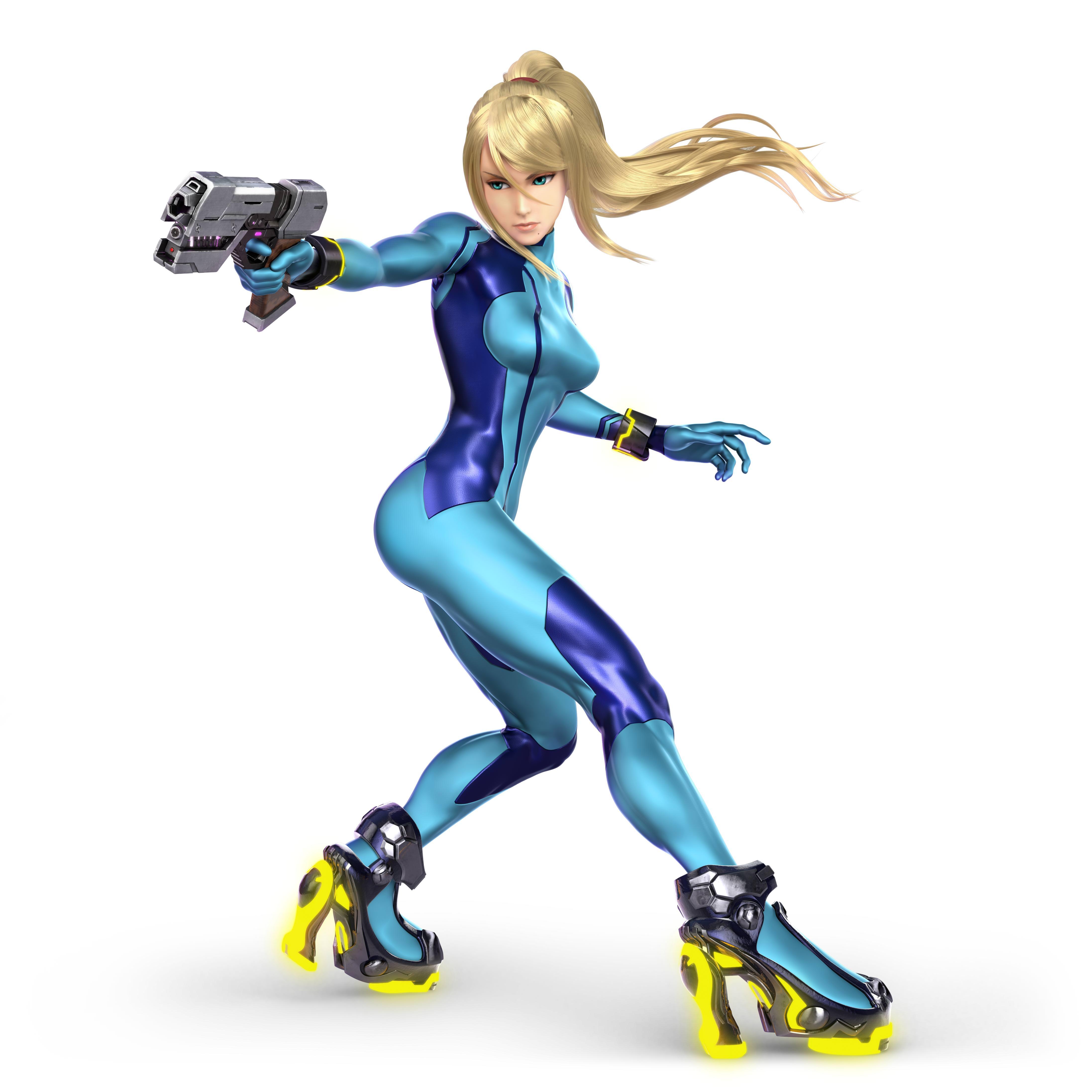 Super Smash Bros Ultimate How To Unlock Zero Suit Samus