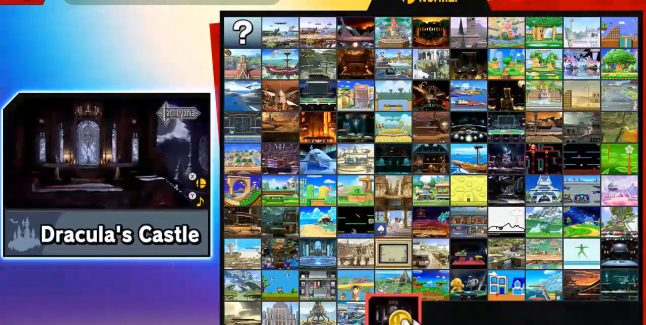 Super Smash Bros Ultimate Unlockable Stages