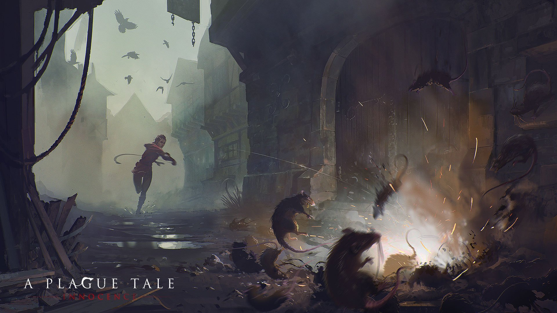A Plague Tale Innocence Concept Art 3