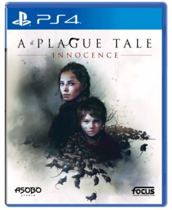 A Plague Tale Innocence PS4 Boxart