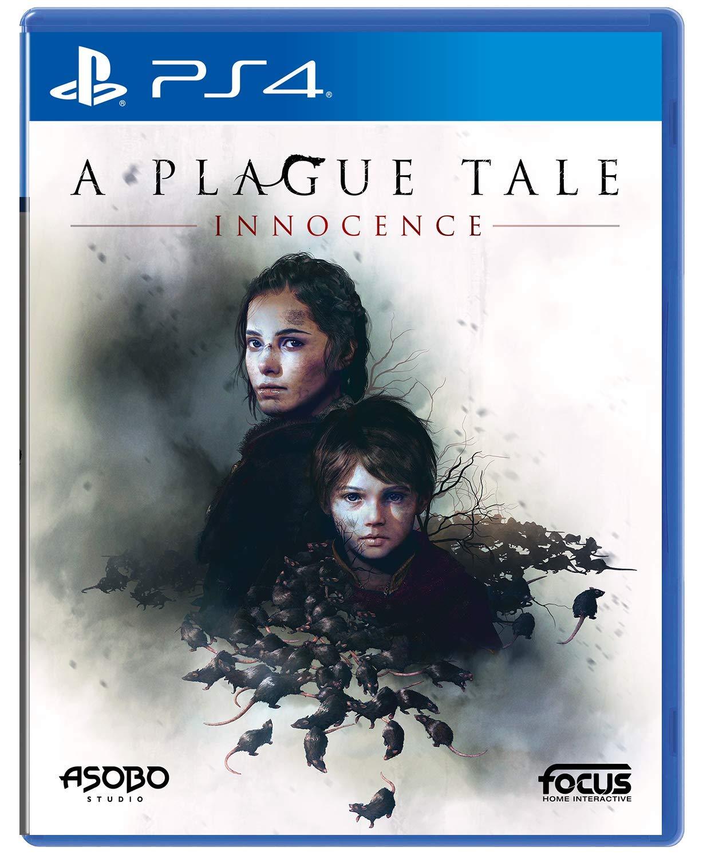 A Plague Tale Innocence PS4 Boxart