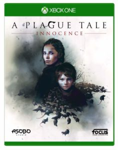 A Plague Tale Innocence Xbox One Boxart