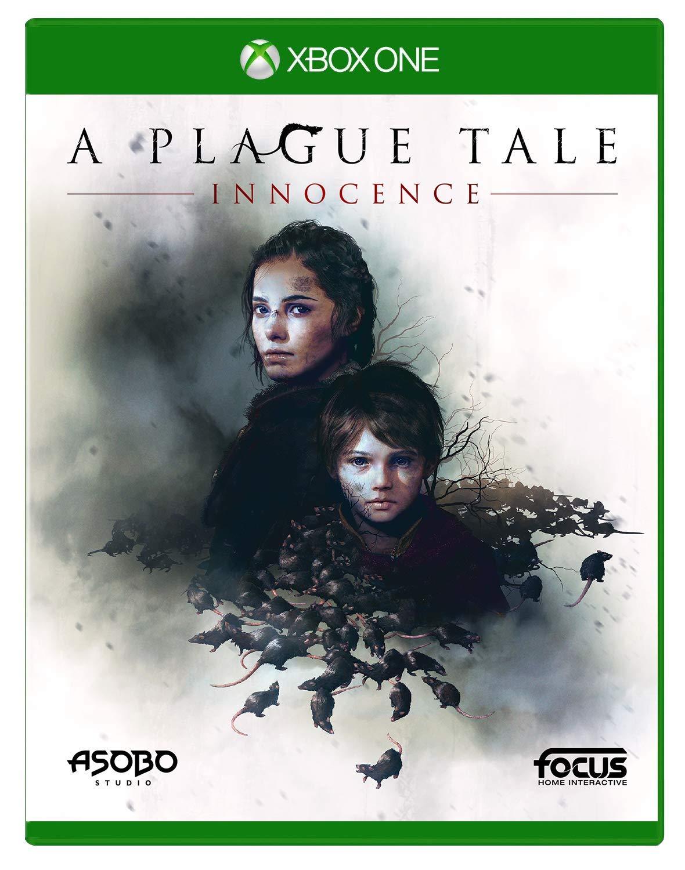 A Plague Tale Innocence Xbox One Boxart