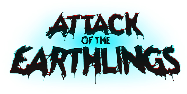 Attack of the Earthlings Logo