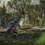 Darksiders Warmastered Edition Switch Screen 1