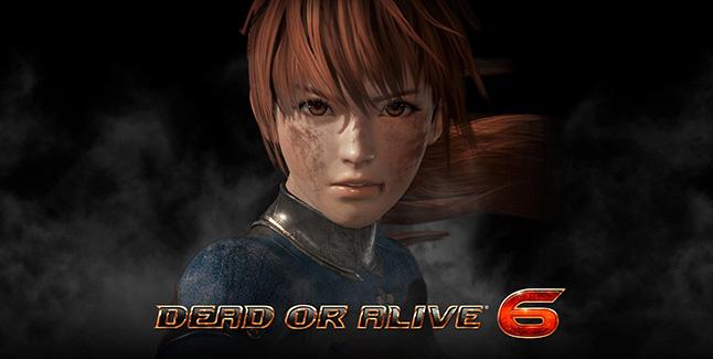 Dead or Alive 6 Banner