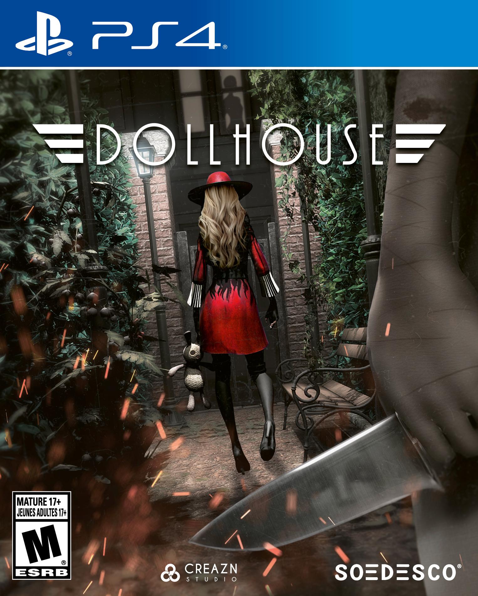 Dollhouse Boxart