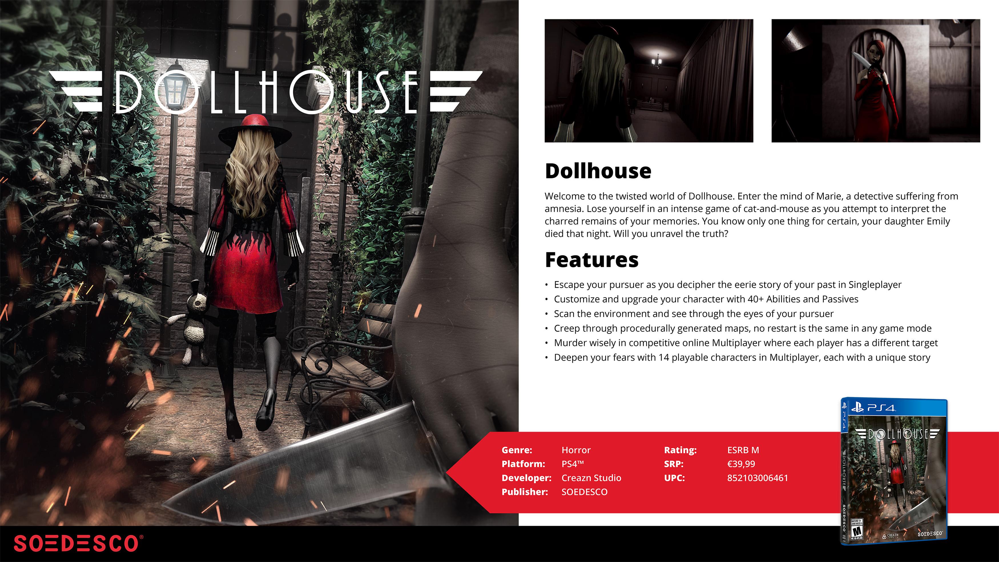 Dollhouse Fact Sheet