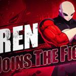 Dragon Ball FighterZ Season 2 Jiren