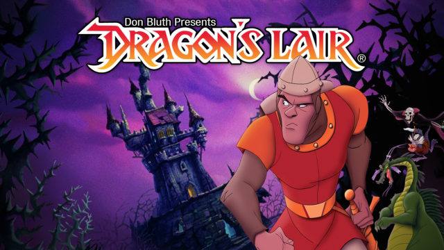Dragon's Lair Trilogy Banner