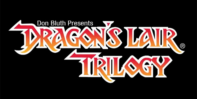 Dragon's Lair Trilogy Logo