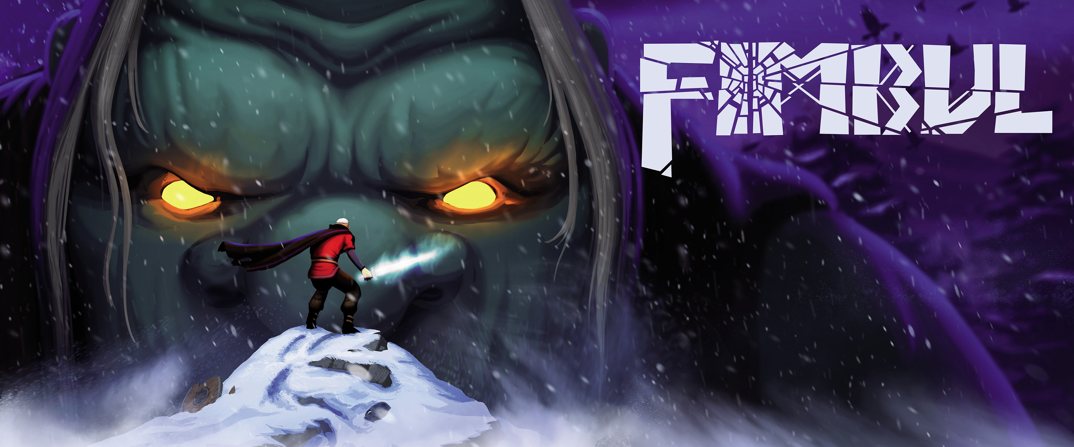 Fimbul Key Art