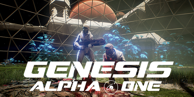Genesis Alpha One Banner