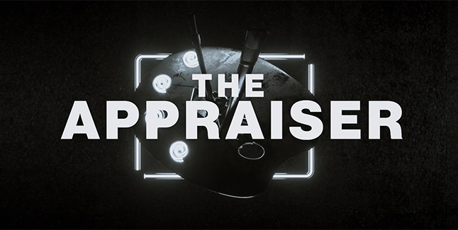 Hitman 2 Elusive Target 3 The Appraiser Logo