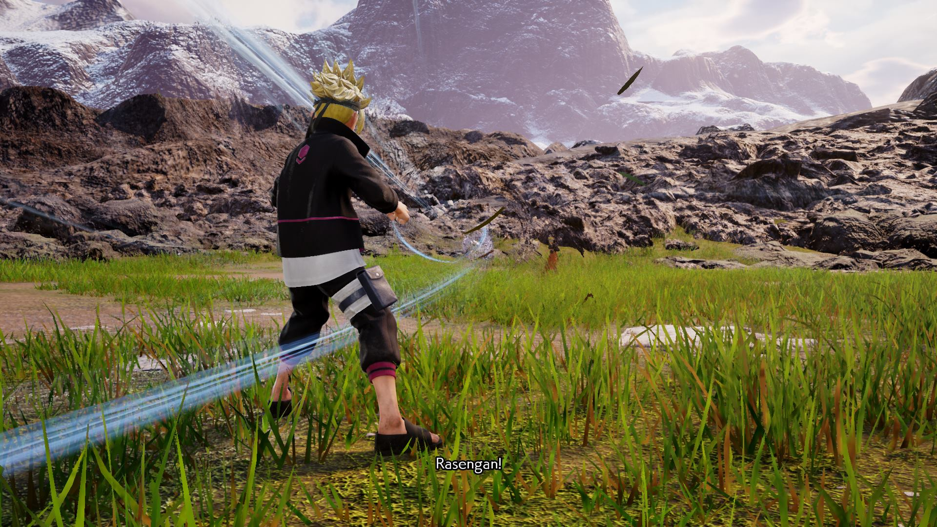Jump Force Boruto Uzumaki Screen 7