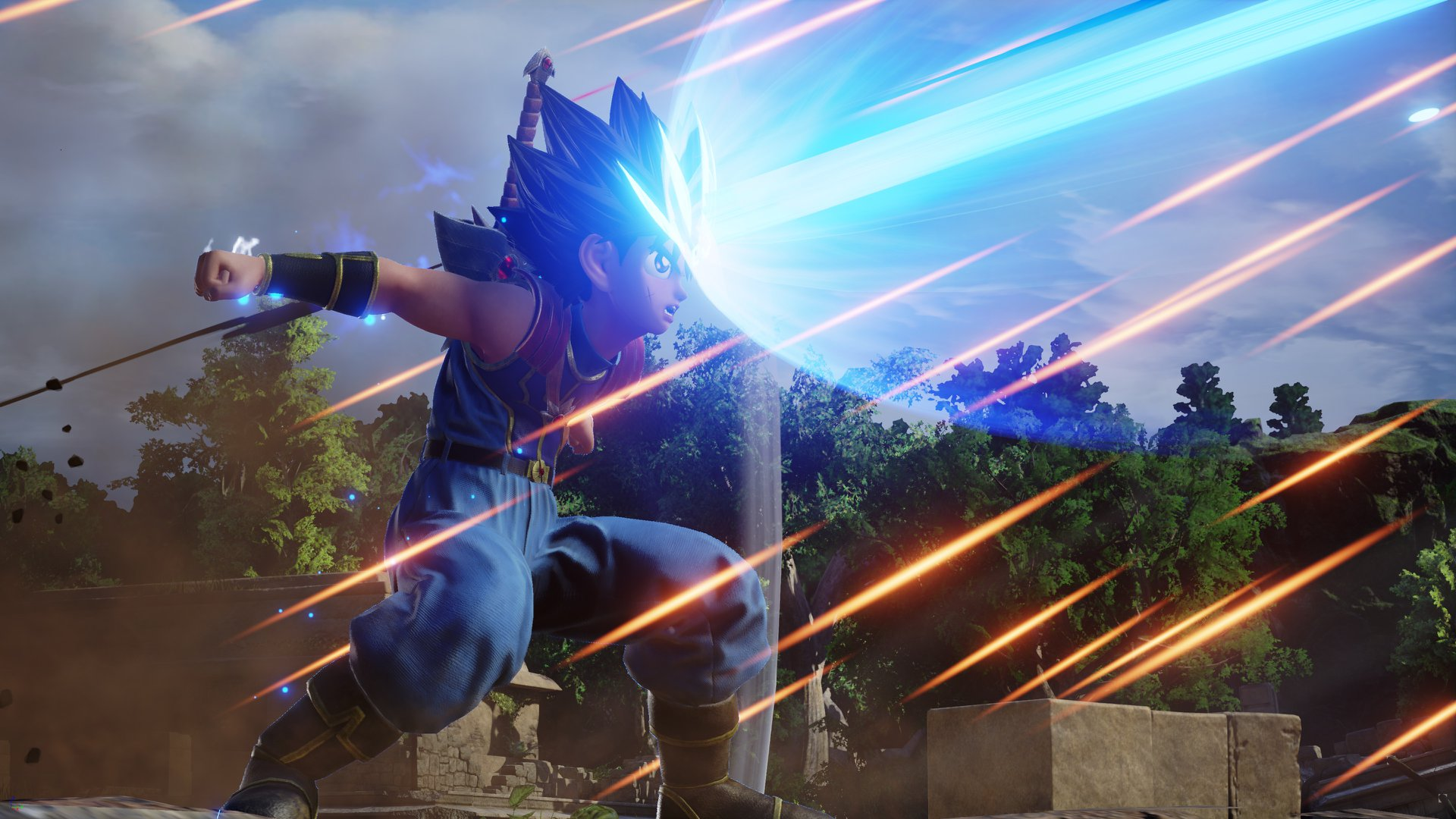 Jump Force Dai Screen 11