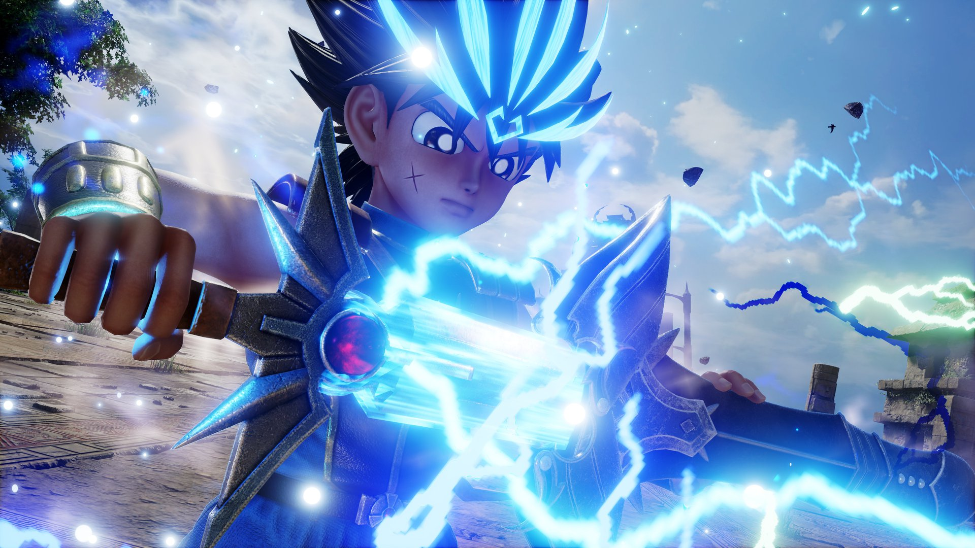 Jump Force Dai Screen 14