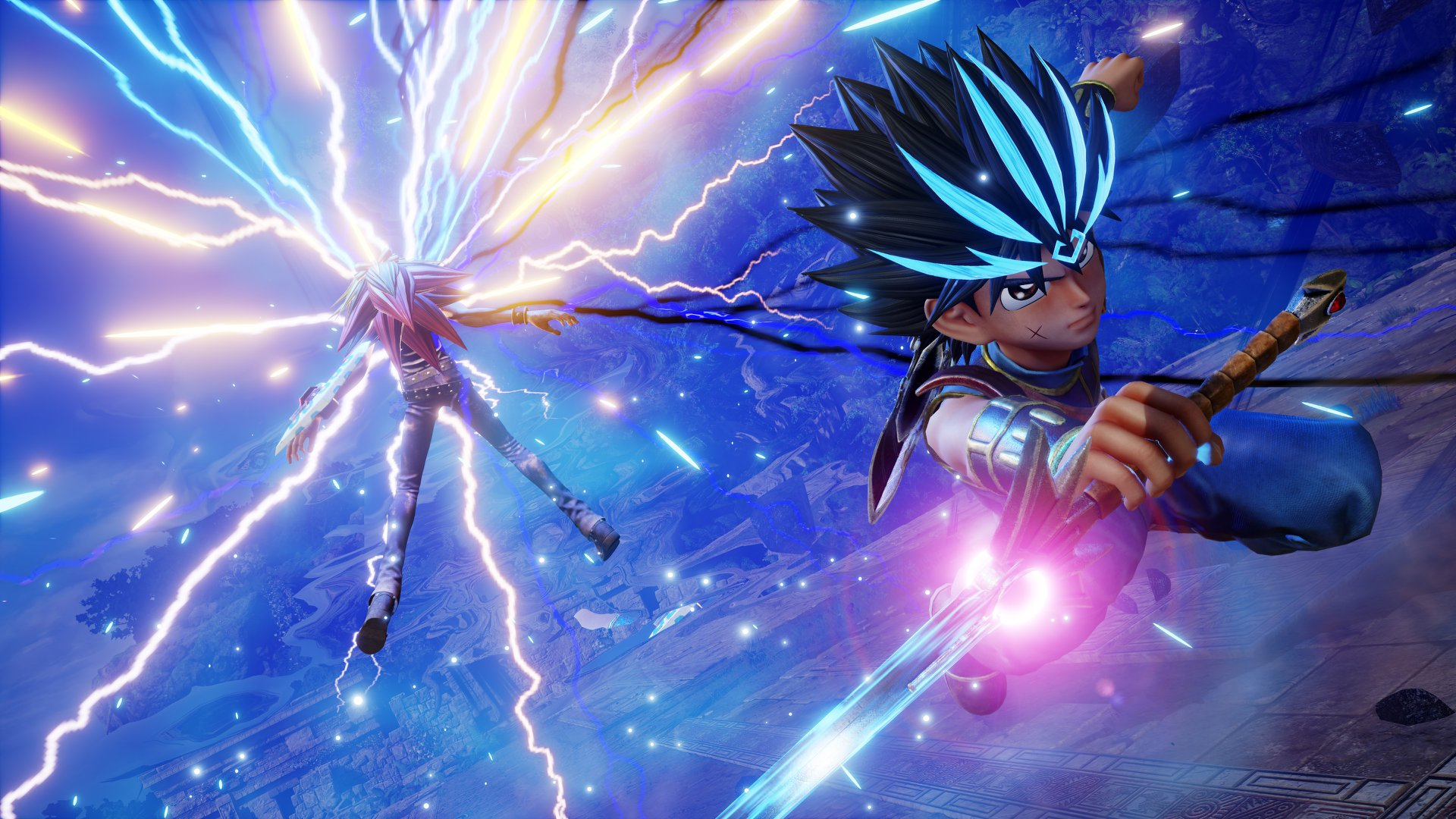 Jump Force Dai Screen 16