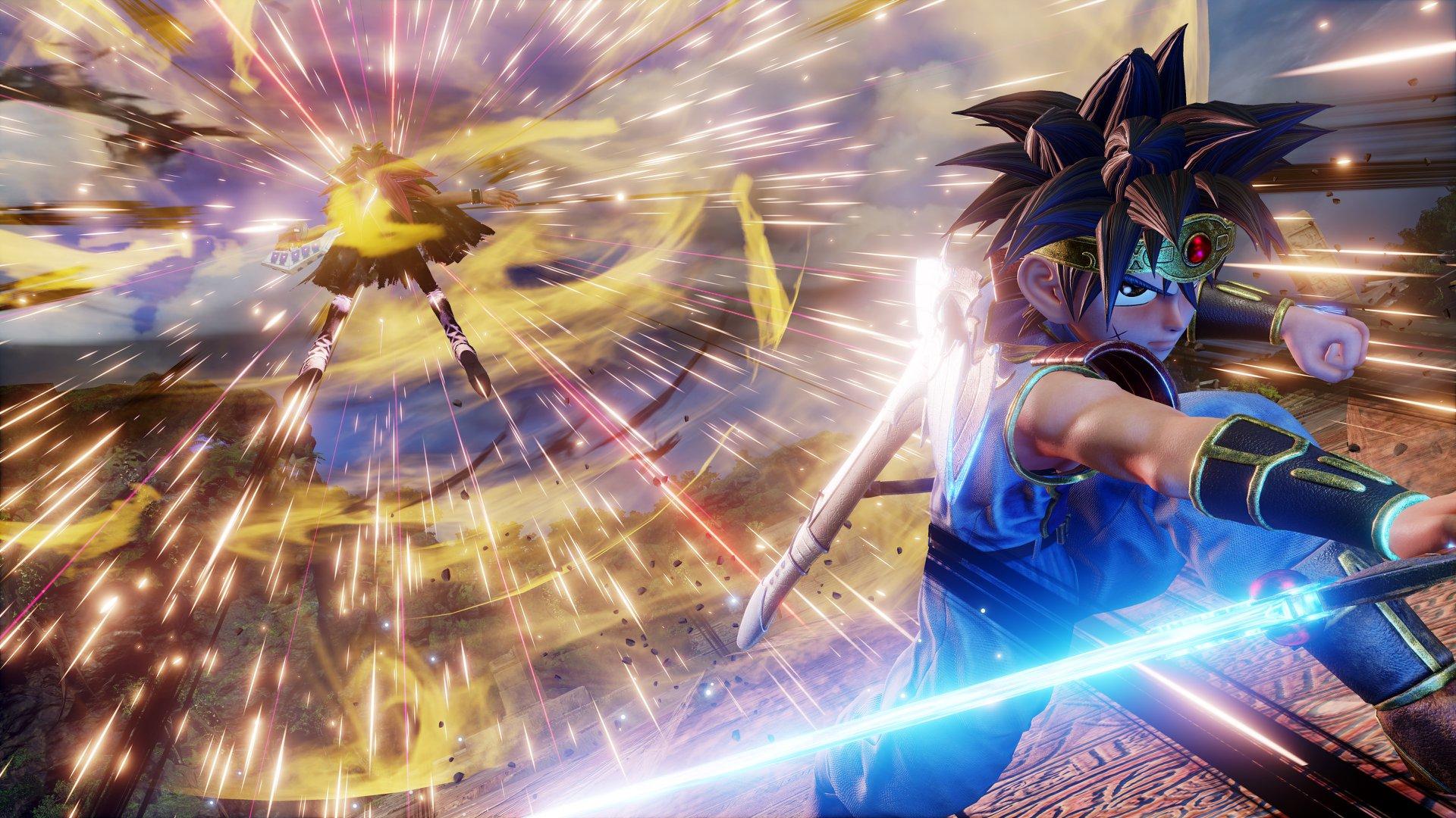 Jump Force Dai Screen 2