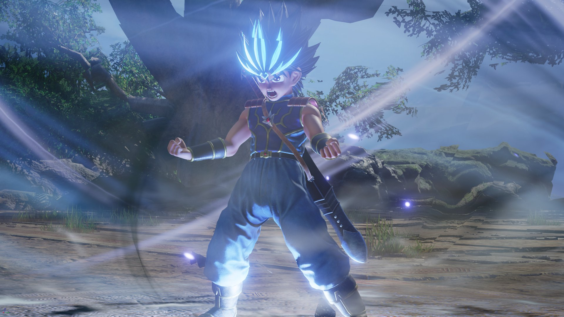 Jump Force Dai Screen 6