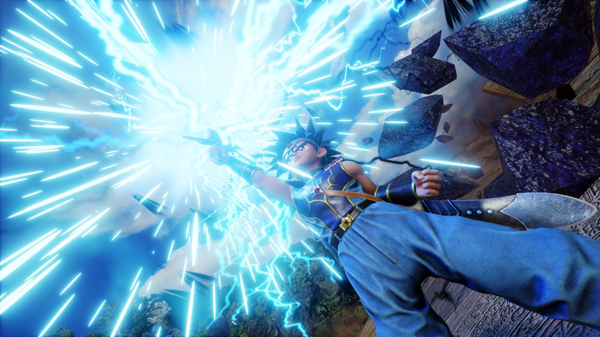 Jump Force Dai Screen 8