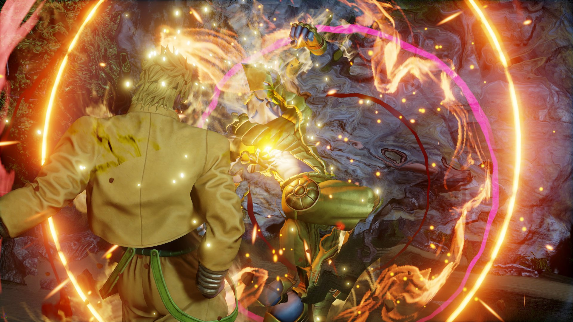 Jump Force Dio Screen 1