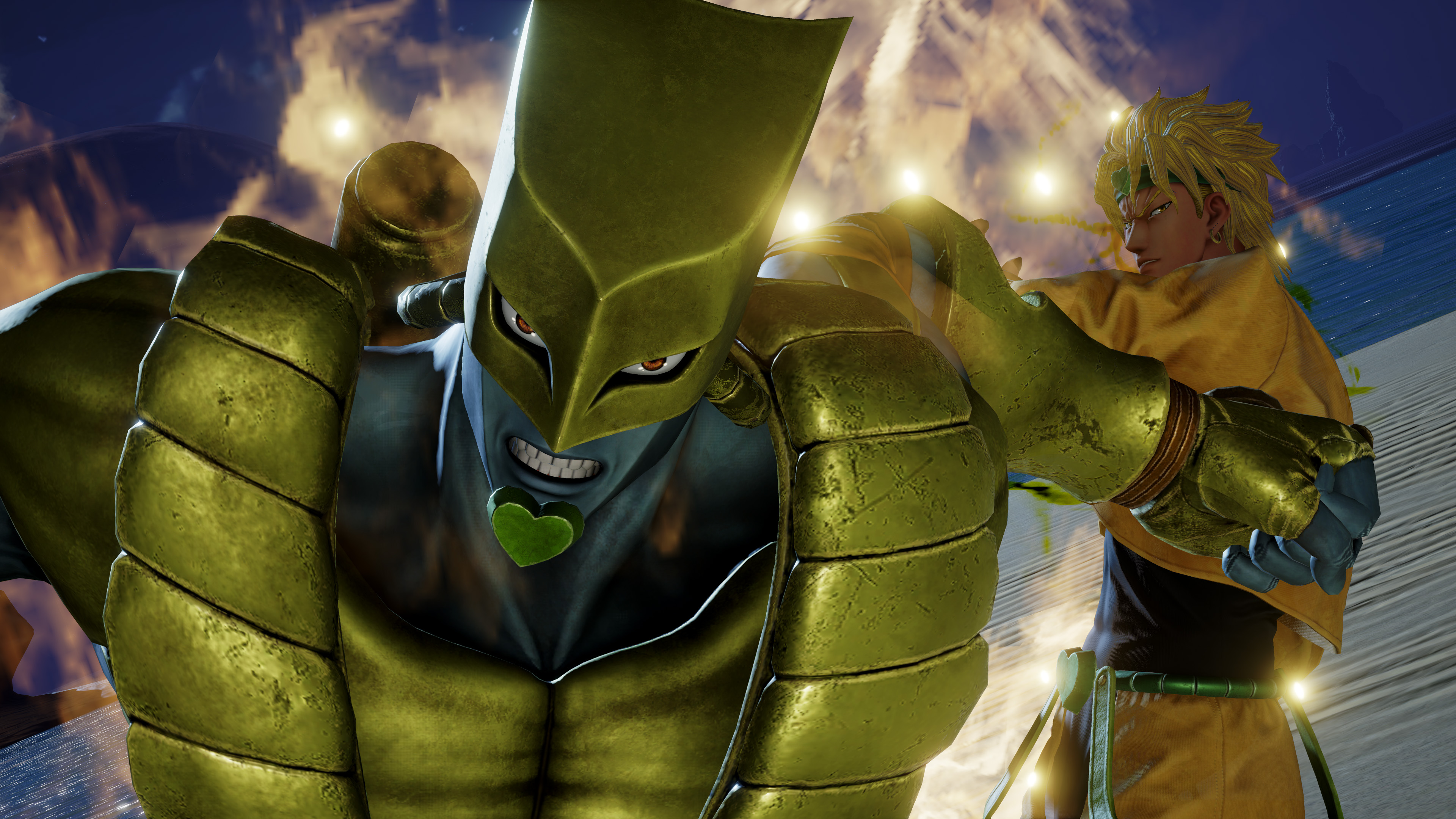 Jump Force Dio Screen 2