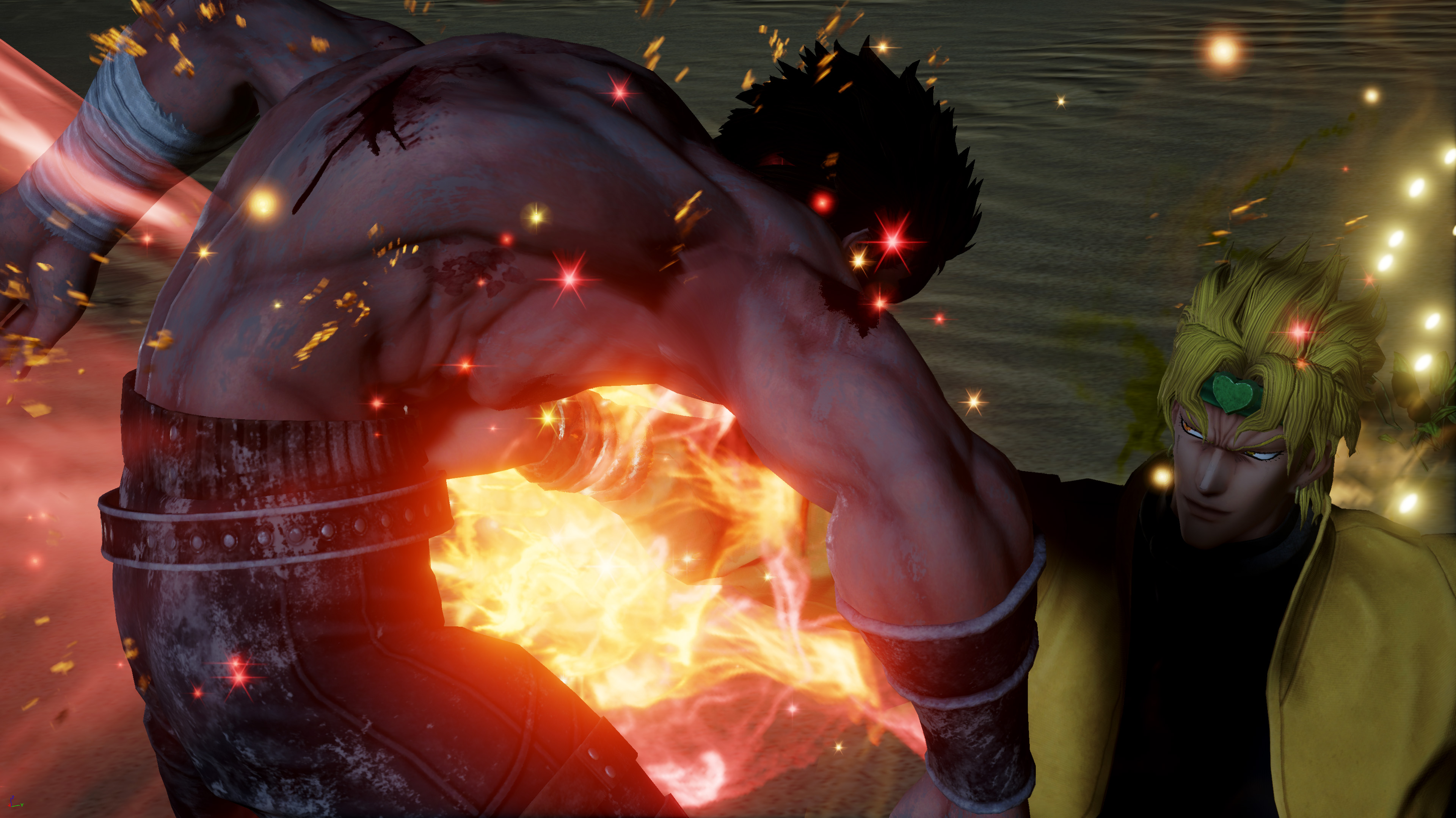 Jump Force Dio Screen 6