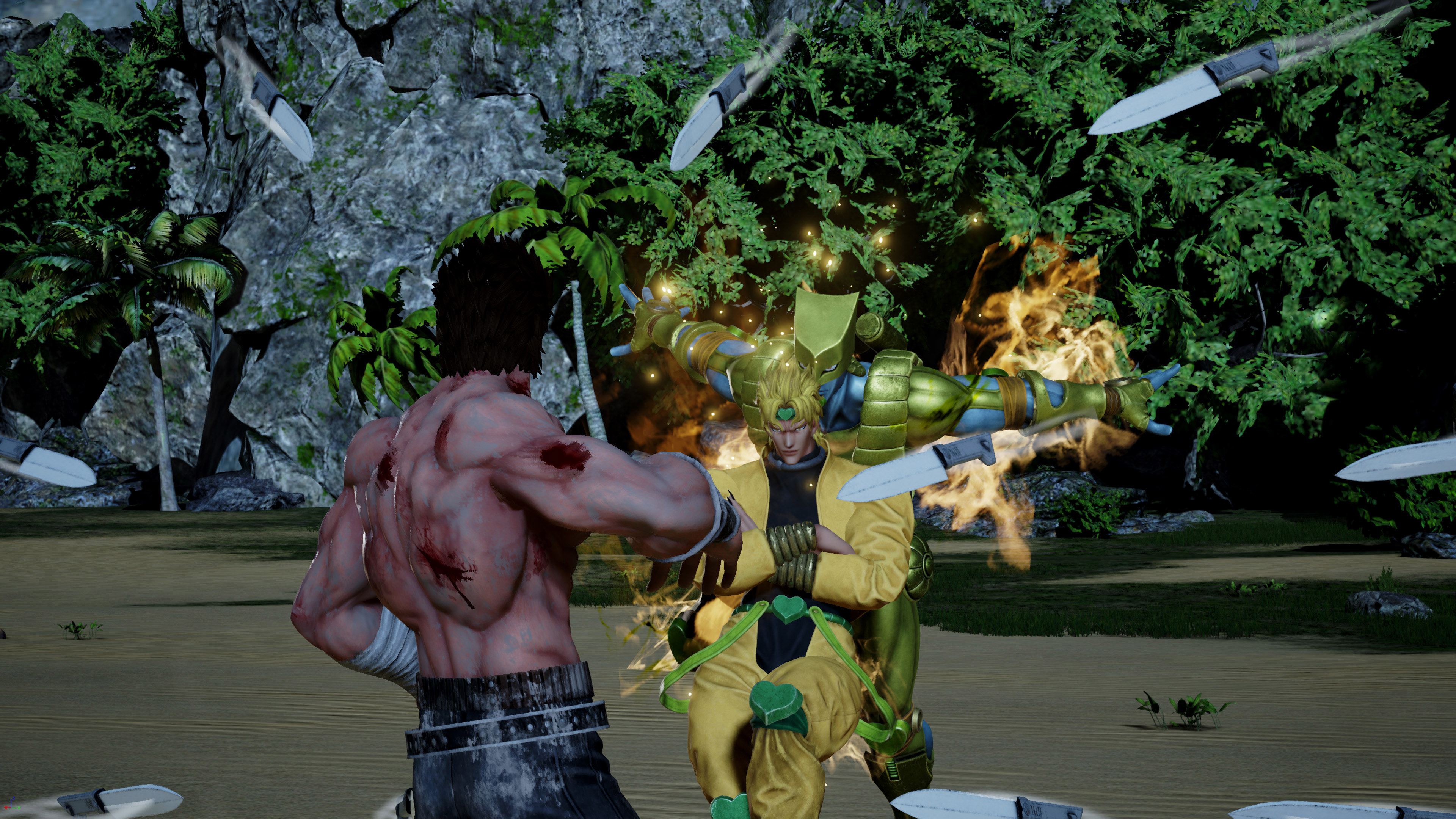 Jump Force Dio Screen 7