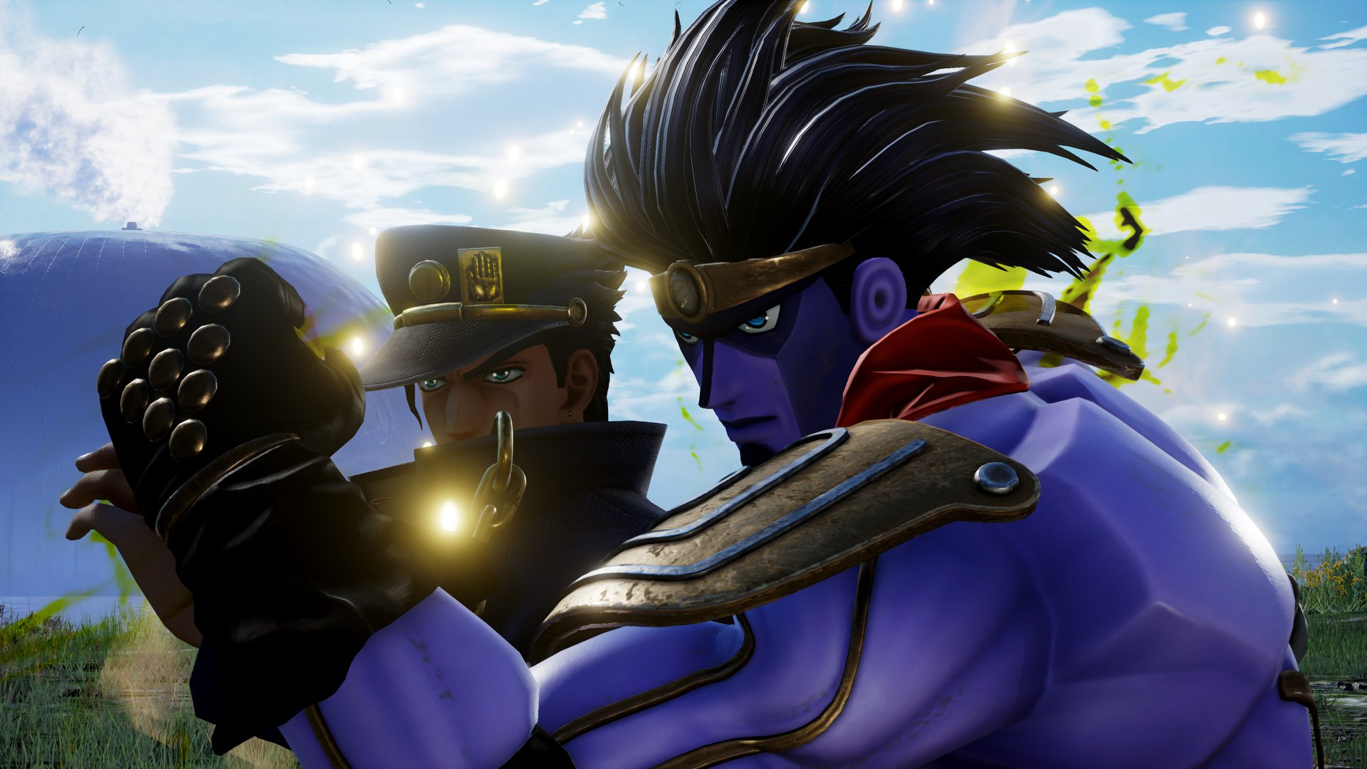 Jump Force Jotaro Kujo Screen 13