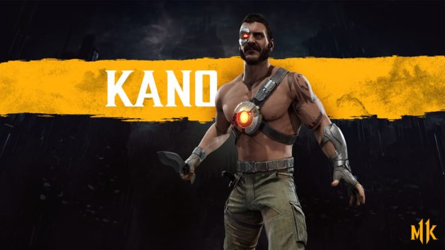 Kano Mortal Kombat 11 Reveal