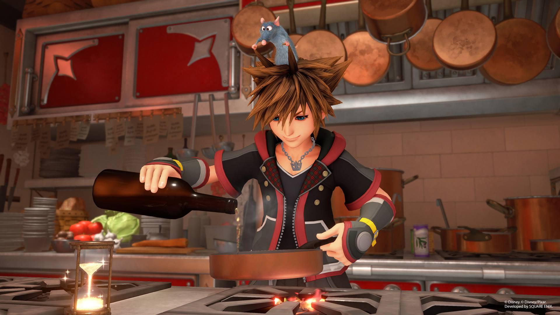 Kingdom Hearts III Screen 4