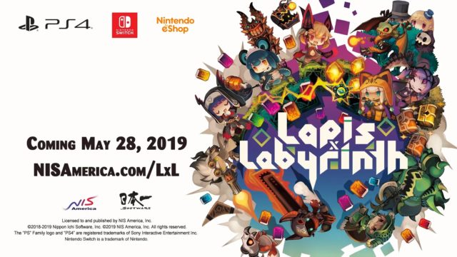 Lapis x Labyrinth Banner