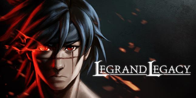 Legrand Legacy Banner
