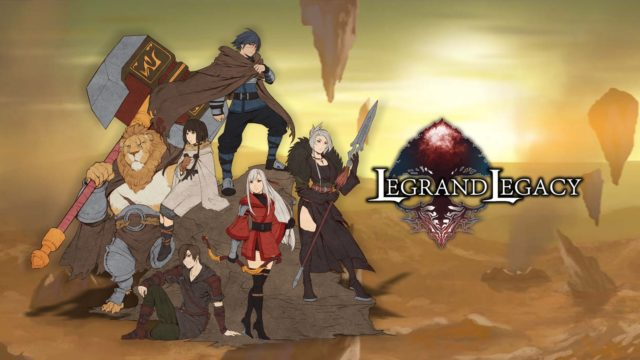 Legrand Legacy Key Visual