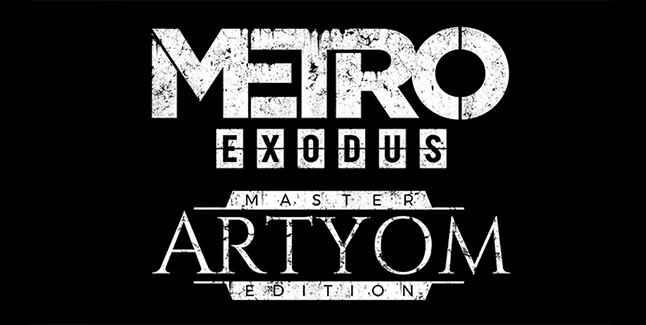 Metro Exodus Master Artyom Edition Logo