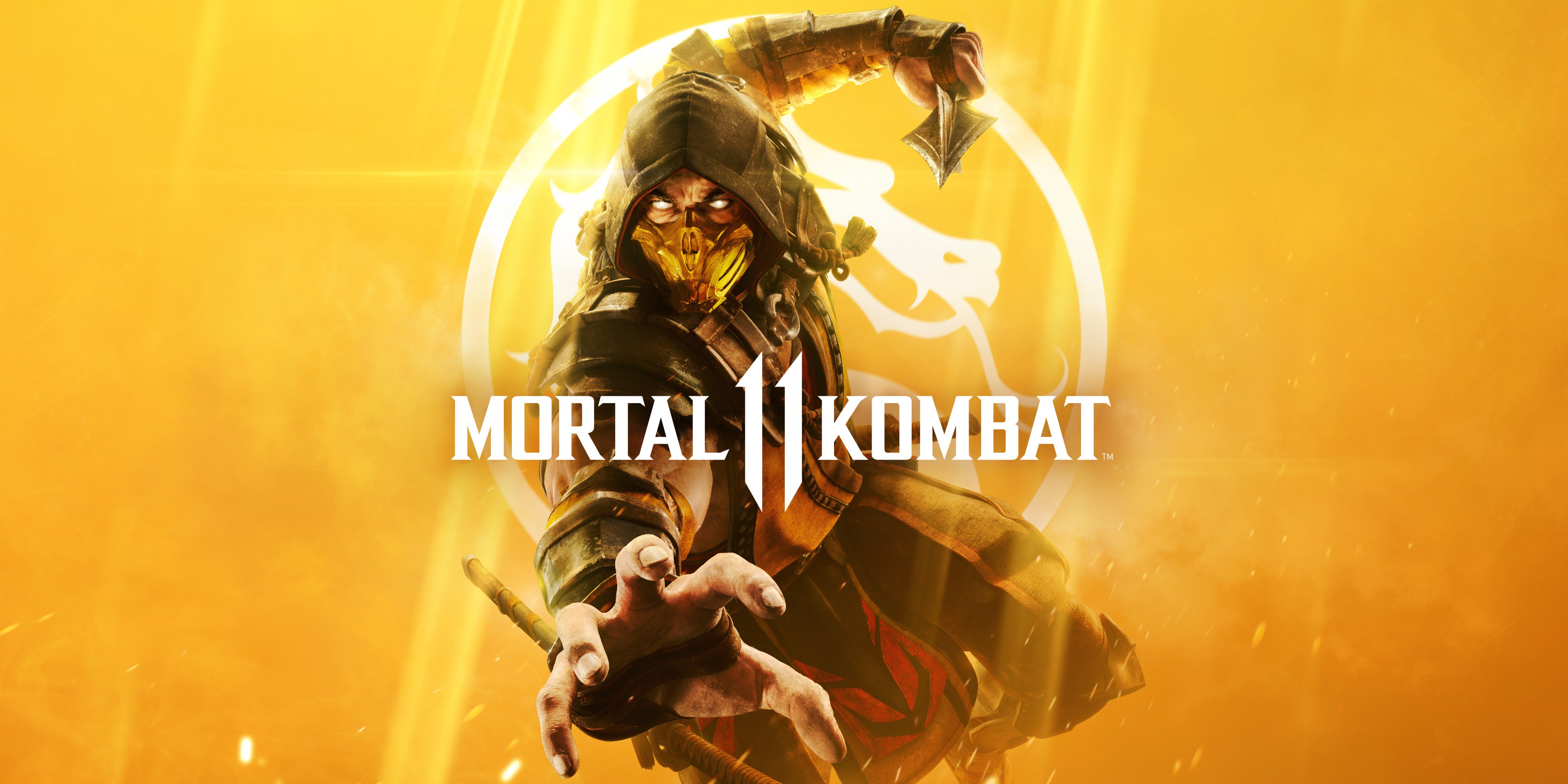 Mortal Kombat 11 Cover Ar