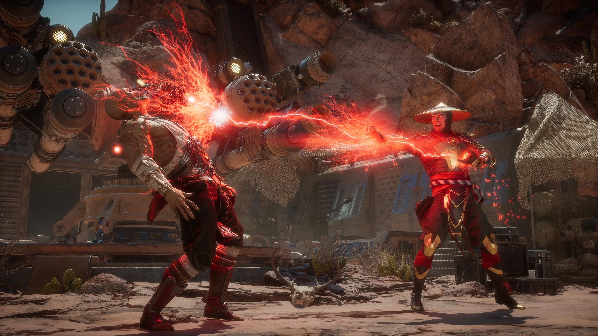 Mortal Kombat 11 Screen 3