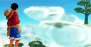 One Piece World Seeker Sky Island Banner
