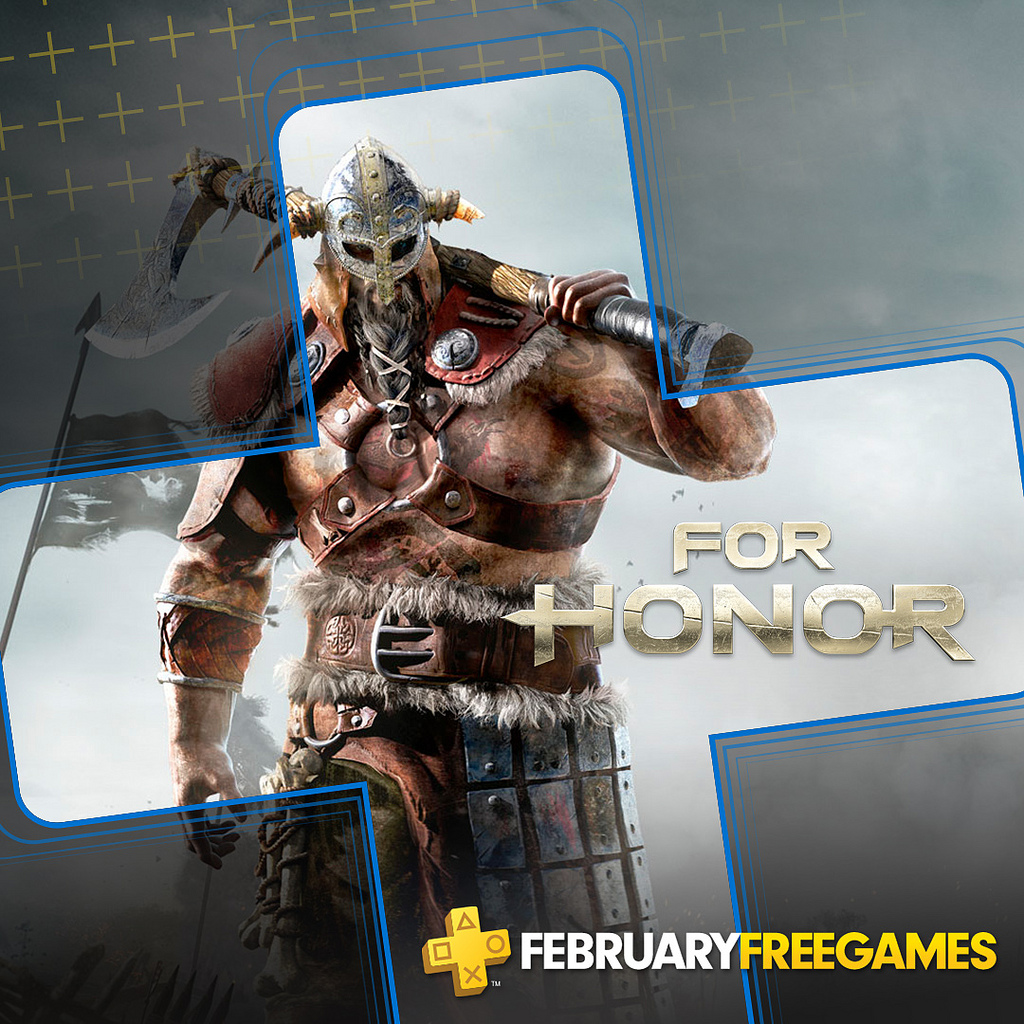 PlayStation Plus For Honor
